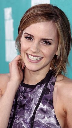 """""""The very worst men are those that say, 'Are you the girl from Harry Potter?'"""" Emma Watson."""