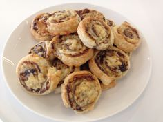 Cheese & Vegemite Scrolls by Eli #bakeclub