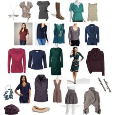 A fashion look from July 2012 featuring mocha dress, long sleeve v neck dress and long sleeve print dress. Browse and shop related looks.