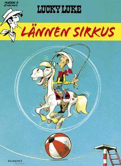 Lucky Luke - Lännen sirkus