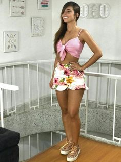Pin by Nicholas Badalucco on Beautiful Women in 2019 Short Outfits, Sexy Outfits, Trendy Outfits, Cool Outfits, Summer Outfits, Fashion Outfits, Miami Fashion, Girl Fashion, Womens Fashion
