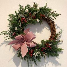 クリスマス リース | ハンドメイドマーケット minne