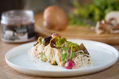 Σπαγγέτι από τοφού,με λαχανικά φούρνου και ωμό ελαιόλαδο. Healthy Food, Vegan Recipes, Spaghetti, Ethnic Recipes, Healthy Foods, Vegane Rezepte, Healthy Eating, Health Foods, Noodle