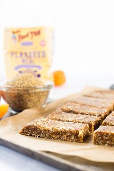 12. Homemade Apricot and Almond Energy Bars http://greatist.com/fitness/50-awesome-pre-and-post-workout-snacks