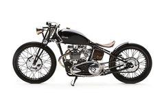 the super-sleek monster motorcycles of ian barry - designboom   architecture
