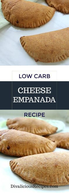 A cheese empanadas recipe that uses a pastry made with coconut flour and psyllium husk powder. A healthier version that is baked and not fried too.