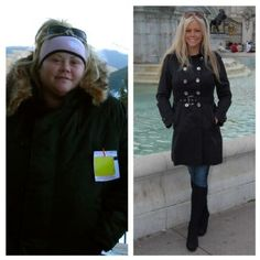 AMAZING Before & Afters here! #weightloss #inspirational #motivation | via @SparkPeople