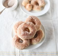Baked And Healthy Doughnuts