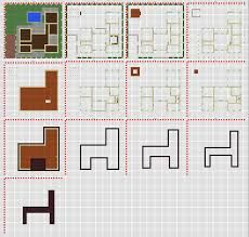 Minecraft modern house blueprints layer by layer ideas for the minecraft house blueprints layer by layer google search malvernweather Choice Image