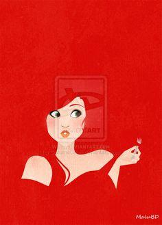 Ariel [as a mermaid] (Head Shots by SuzumeChan @deviantART) #TheLittleMermaid