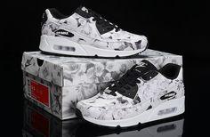 buy online 1a989 48212 Nike Air Max 90 Flower Women Style EUR36-40