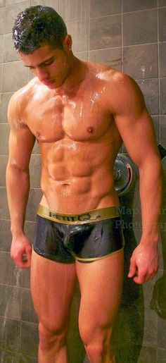 Wicked Gay Blog: Just Because... (Lucas Photographed by Mike Carter)