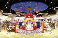 Kid'sToy Store   新光三越   Knott. InteriorDesign #shinkongmitsukoshi#XinyiA8-5F#新光三越#信義新天地A8館 5F#百貨店#departmentstore#インテリアデザイン#interiordesign