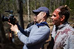 Behind the scenes on Red Trail 90