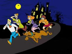 A cool Scooby Doo wallpaper with the screw running from the scary castle. Find the best Scooby Doo wallpapers at Cartoon Watcher. Cartoon Wallpaper, Computer Wallpaper, Original Wallpaper, Old School Cartoons, Cool Cartoons, Scooby Doo Mystery Inc, Classic Cartoons, Shaggy, Cartoon Characters