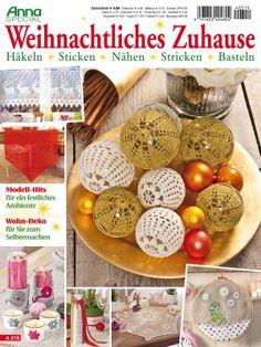 Anna Special - Weihnachtliches Zuhause- A 319 | Martinas Bastel- & Hobbykiste