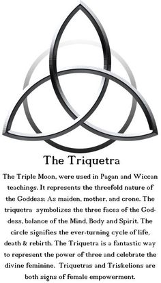 The triquetra has been found on runestones in Northern Europe and on early Germanic coins. It presumably had pagan religious meaning and it bears a resemblance to the Valknut, a symbol associated with Odin. The triquetra is often found in Insular art, most notably metal work and in illuminated manuscripts like the Book of Kells. It is also found in similar artwork on Celtic crosses and slabs from the early Christian period.