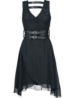 Black Moon - Dress by Vixxsin Punk Dress, Goth Dress, Dress Up, Lolita Dress, Dark Fashion, Gothic Fashion, Steampunk Fashion, Emo Fashion, Street Fashion