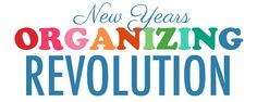 new years revolution -so doing this!