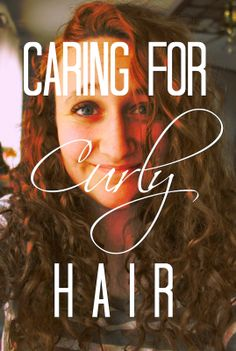 7 Tips for Caring For Curly Hair @Emily Schoenfeld Schoenfeld Schoenfeld Mecklin