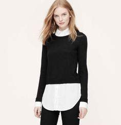 Two-In-One Top | Loft