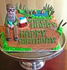 Too Sweeties Bake Shoppe... Duck Dynasty cake