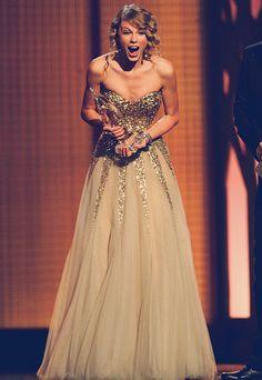 That dress is amazing!