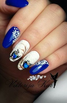 Winter Nails For Kids