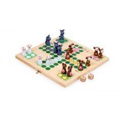 Ludo Farmtiere - Würfelspiel für Gross und Klein