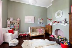 Modern furniture to put style at home into your kids room... Some luxury furniture to give glamour and design ideas to inspire you!!! All this in Top 10 Nursery Room Decor Ideas in Grey | Room Decor Ideas From: roomdecorideas.com