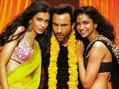 Second Hand Jawaani - Cocktail - Saif Ali Khan, Deepika Padukone & Diana Penty Cocktail Movie, Bollywood Music Videos, Bollywood Movie Songs, Disco Songs, Trailer Song, Diana Penty, Film Story, Dance Music Videos