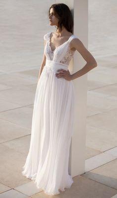 goddess gown / Mira Zwillinger