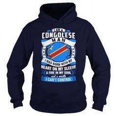 Cool  Democratic Republic of the Congo T-Shirt