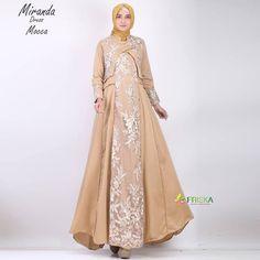 Miranda Dress by Friska Fashion Sari, Dresses, Fashion, Saree, Vestidos, Moda, Fashion Styles, Dress, Fashion Illustrations