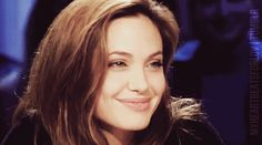 Angelina Jolie Smile