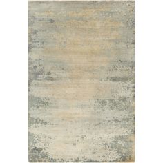 Complete any setting with this contemporary rug designed by Candice Olson. This rug is hand-knotted using 10-percent viscose,90-percent wool in India and is sure to be the update you've been searching for.