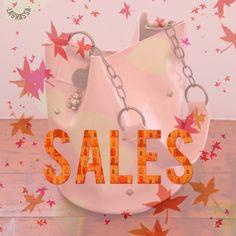 Sconti d'autunno sullo shop LA GRASSA design! 20% di sconto su tutte le borse usando il codice sconto AUTUMN2016 La promozione scade il 9 ottobre.   AUTUMN SALES : 20% off for all the bags using discount code AUTUMN2016 Until the 9th Oct.
