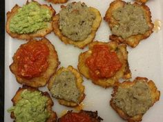 Patacones Colombianos Avocado Toast, Eggs, Snacks, Cooking, Breakfast, Food, Gastronomia, Homemade Recipe, Appetizers