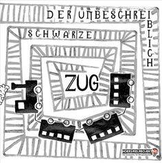 Аудиокниги на немецком языке: Чёрный поезд Zug