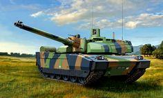 AMX-56 LECLERC (French Army)