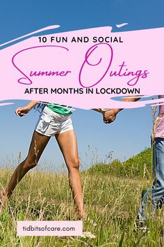 Have fun and be social with these summer outings ideas perfect for life after lockdown. Getting Out, Self Care, Lifestyle Blog, Summer, Fun, Ideas, Summer Time, Thoughts, Hilarious