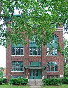 Masonic Temple Building (Marshall, Michigan) - Wikipedia, the free ...