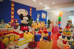 Festa Provençal - Site Oficial: Mickey Mouse