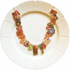 Tutorial for Shrinky Dink Necklace - Going to get Shrinky Dink paper and print my daughter's pictures on it. She has taken some really awesome pictures... Make a bracelet! Great idea.