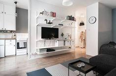 30 m² bien resueltos - Blog decoración estilo nórdico - delikatissen
