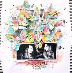 Beautiful Forever - Scrapbook.com