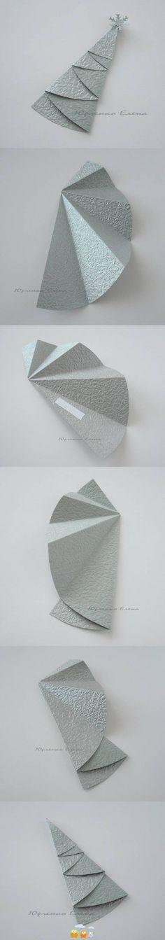 Paper tree: árbol de papel