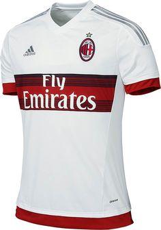 AC Milan (Italy) - 2015/2016 Adidas Away Shirt