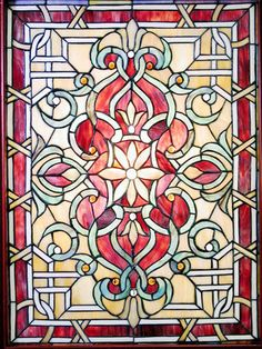 Stained glass ~ I LIKE THIS ONE TOO♥