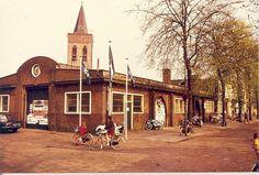 Markthal-eierhal eind jaren 60